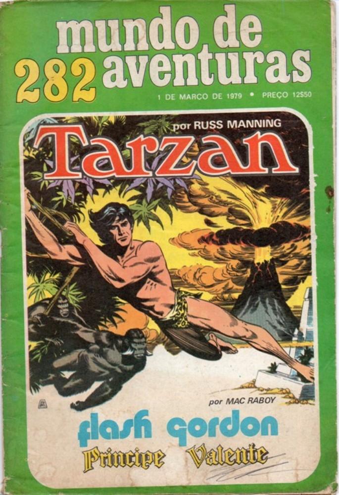 TARZAN - 4 . TARZAN (ORIGINAL)