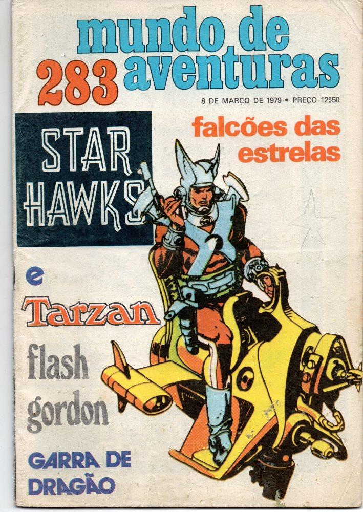 STAR HAWKS - 1 . STAR HAWKS