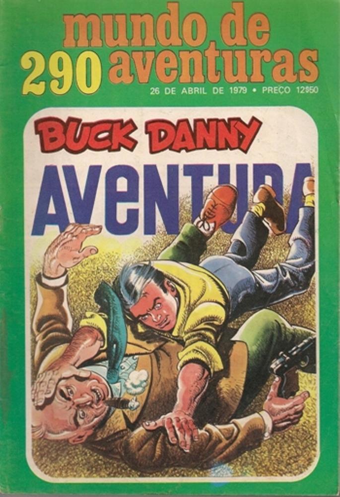 BUCK DANNY - 8 . PIRATAS DO DESERTO (OS)