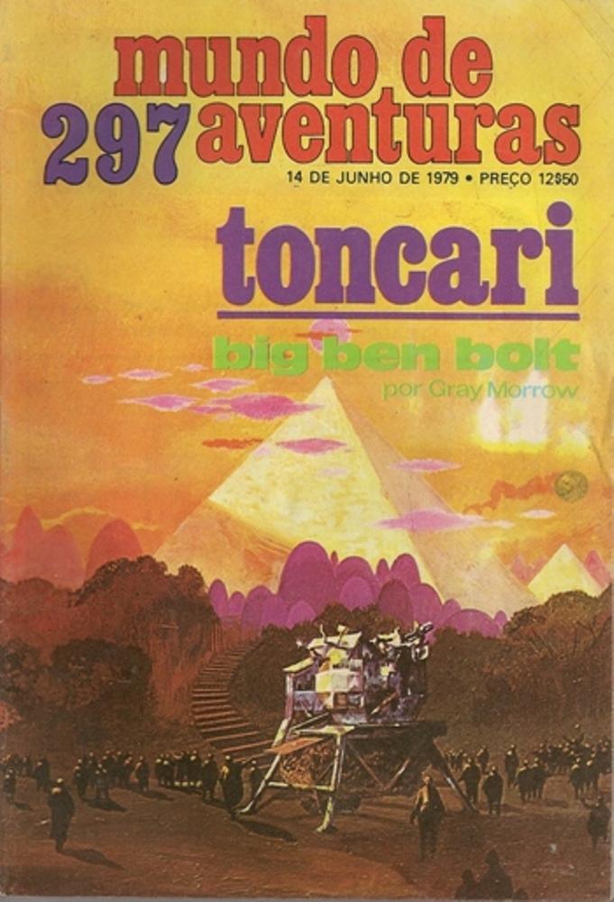 TONCARI - 4 . ENIGMA DE ALTAR III (O)