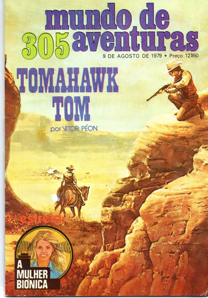 TOMAHAWK TOM - 5 . RANCHO DO DESERTO (O)