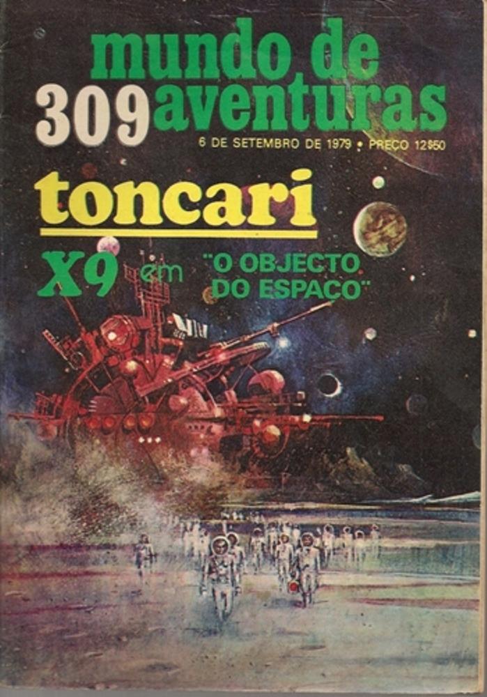 TONCARI - 5 . ATLANTES (OS)