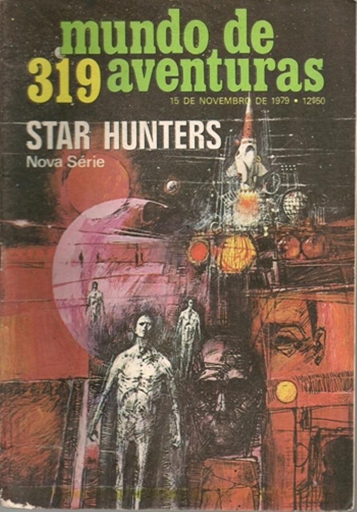 STAR HUNTERS - 1 . MUNDO SELVAGEM