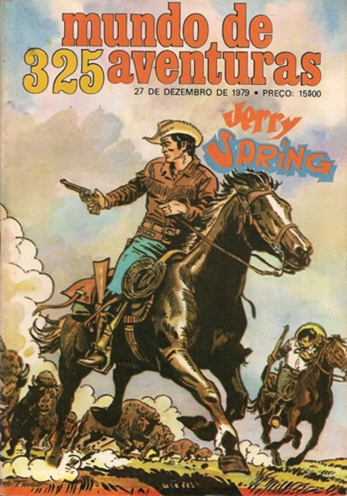 JERRY SPRING - 3 . LUA DE PRATA