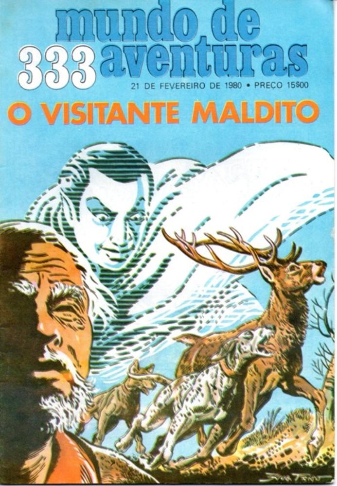 VISITANTE MALDITO (O) - 1 . VISITANTE MALDITO (O)