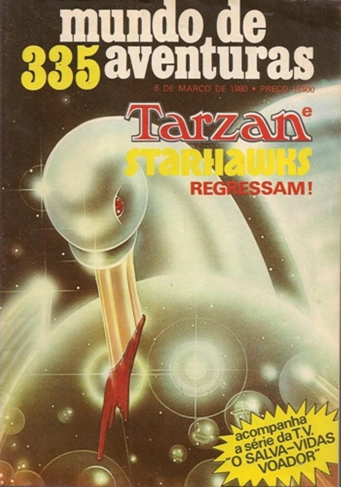 STAR HAWKS - 3 . STAR HAWKS III