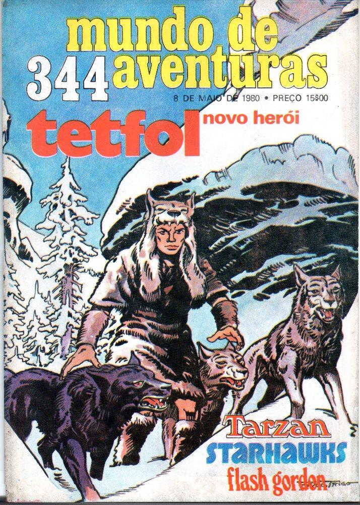 TETFOL - 1 . FILHO DO LOBO (O)