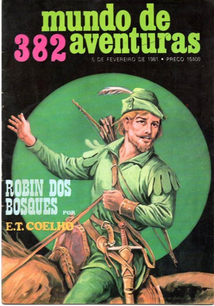 ROBIN DOS BOSQUES - 27 . NOITE DE DERBY (A)