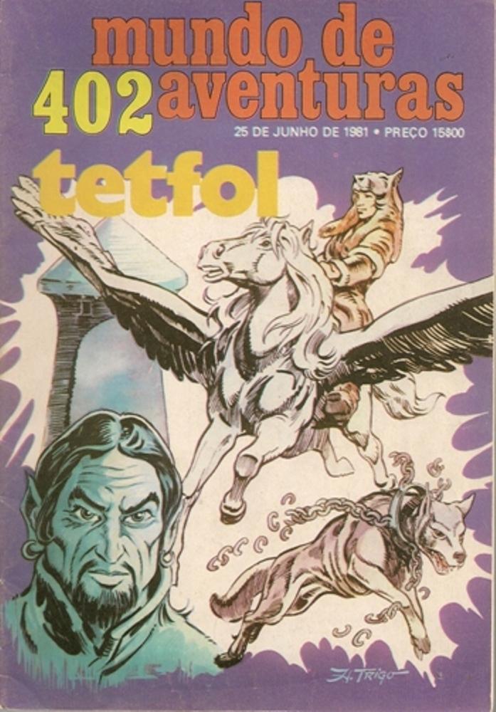TETFOL - 2 . PRÍNCIPE DE GEVAUDAN (O)