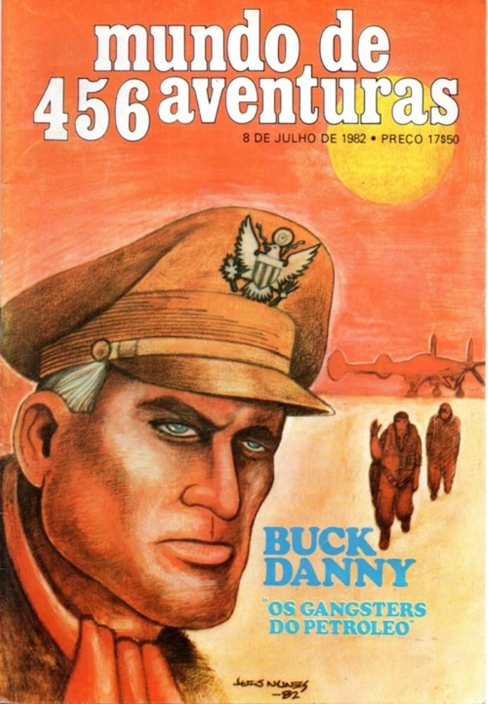 BUCK DANNY - 9 . GANGSTERS DO PETRÓLEO (OS)