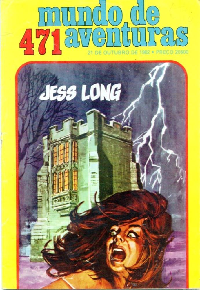 JESS LONG - 3 . HOMEM DO FUNDO DA NOITE (O)