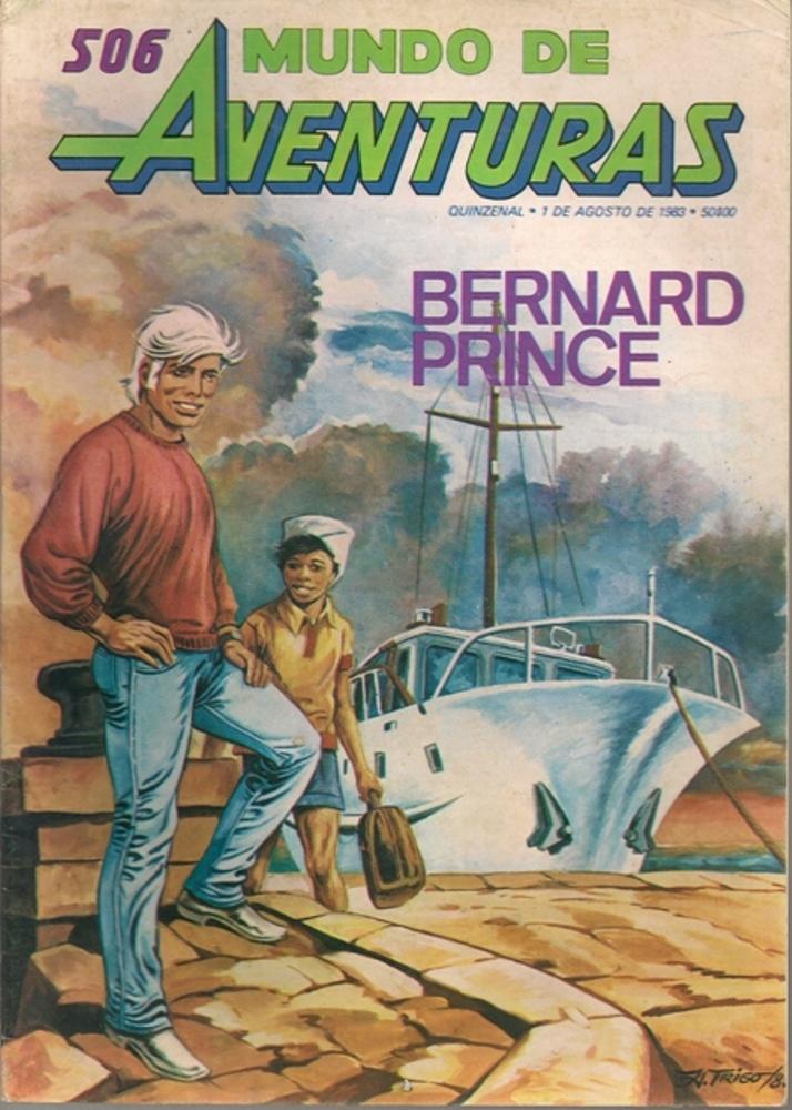 BERNARD PRINCE - 19 - Tomo 19