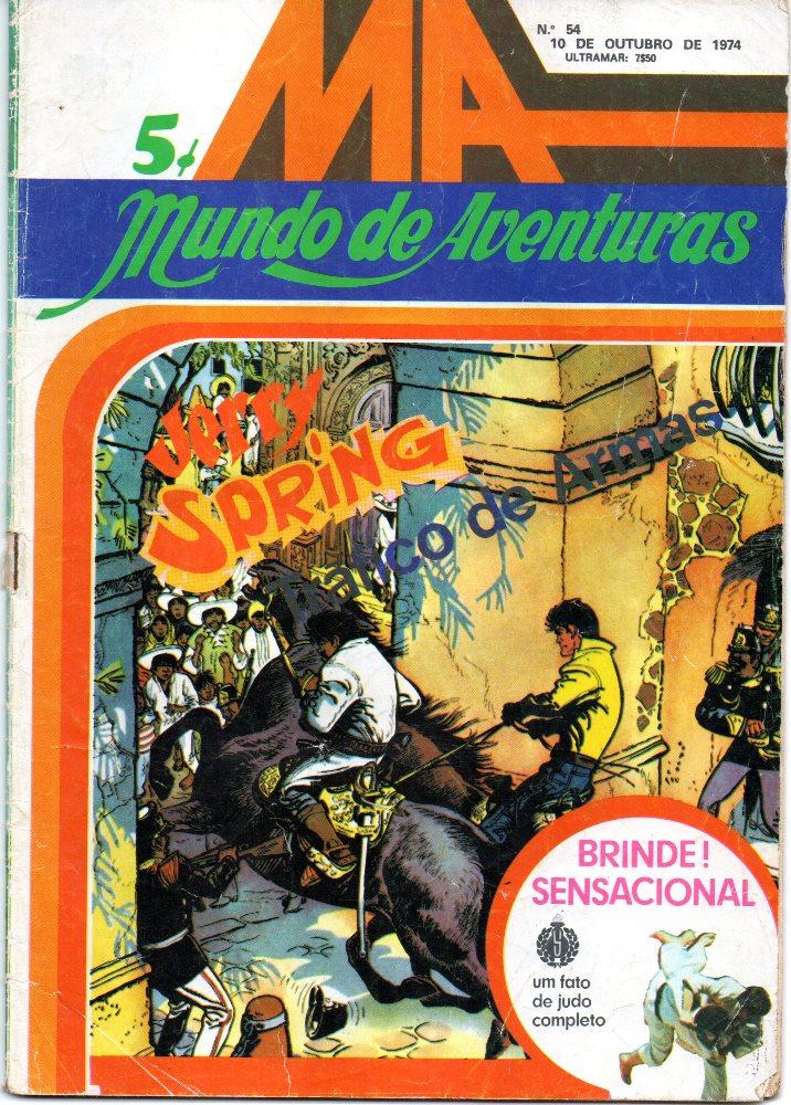 JERRY SPRING - 4 . TRÁFICO DE ARMAS