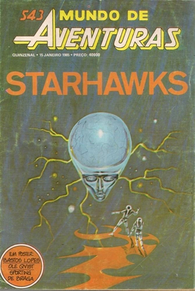 STAR HAWKS - 5 . STAR HAWKS V