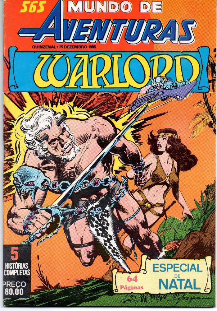 WARLORD - 17 . BUSCA (A)
