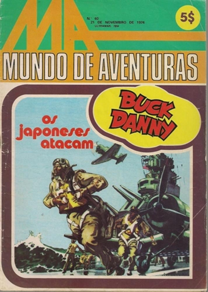 BUCK DANNY - 1 . JAPONESES ATACAM (OS)