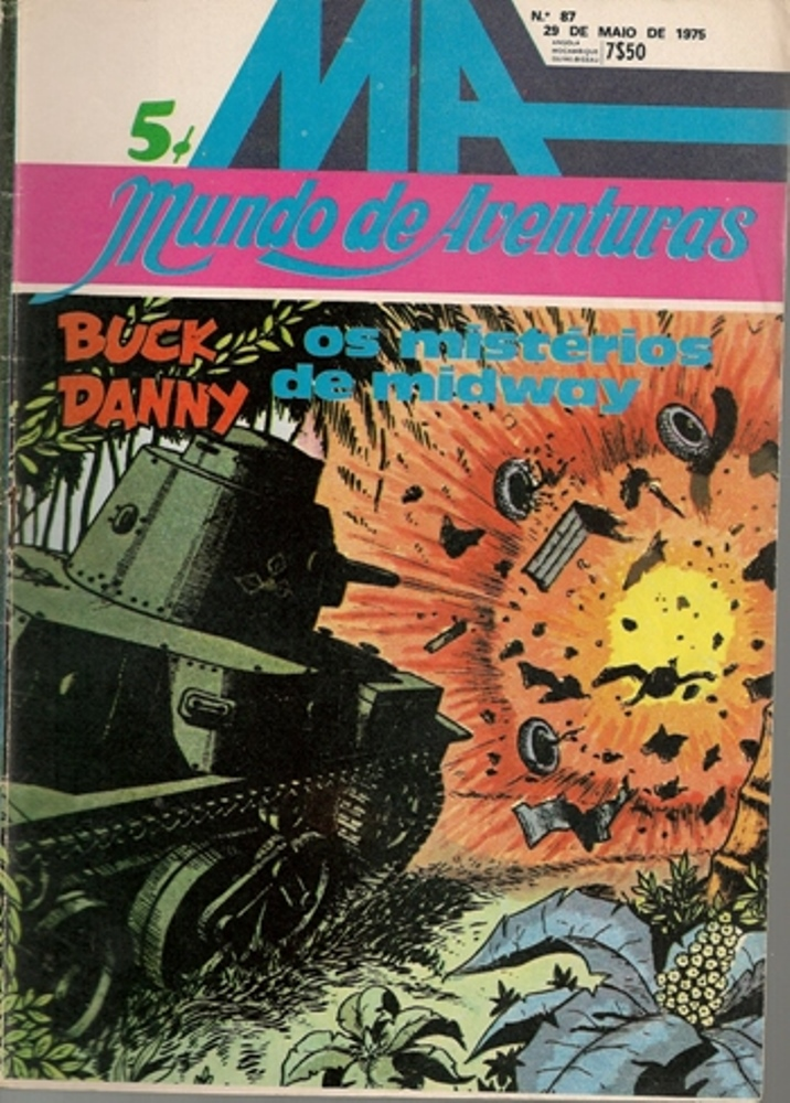 BUCK DANNY - 2 . MISTÉRIOS DE MIDWAY (OS)