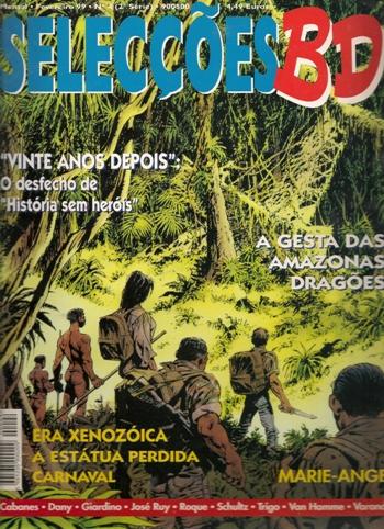 HISTÓRIA SEM HERÓIS - 2 . VINTE ANOS DEPOIS