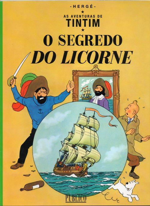 TINTIN - 11 . SEGREDO DO LICORNE (O)