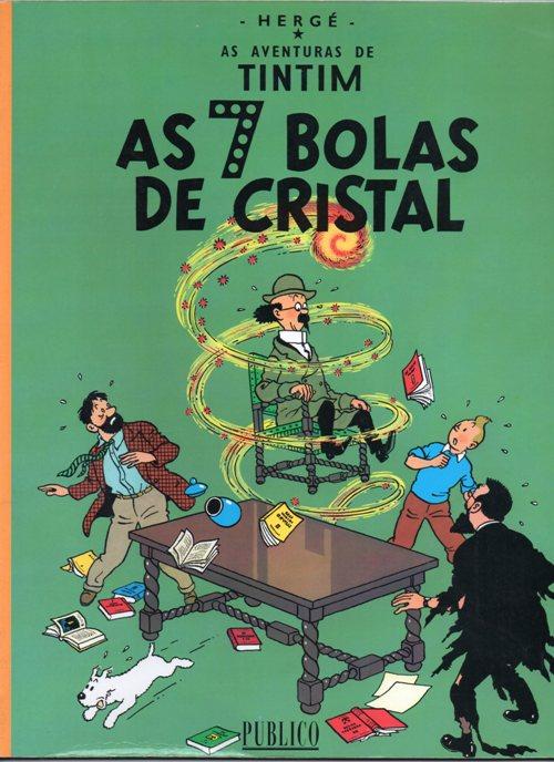 TINTIN - 13 . 7 BOLAS DE CRISTAL (AS)