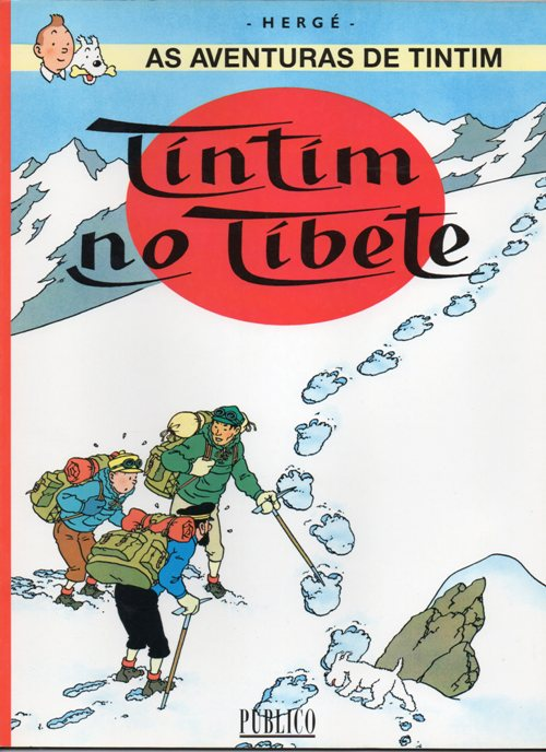 TINTIN - 20 . TINTIN NO TIBETE