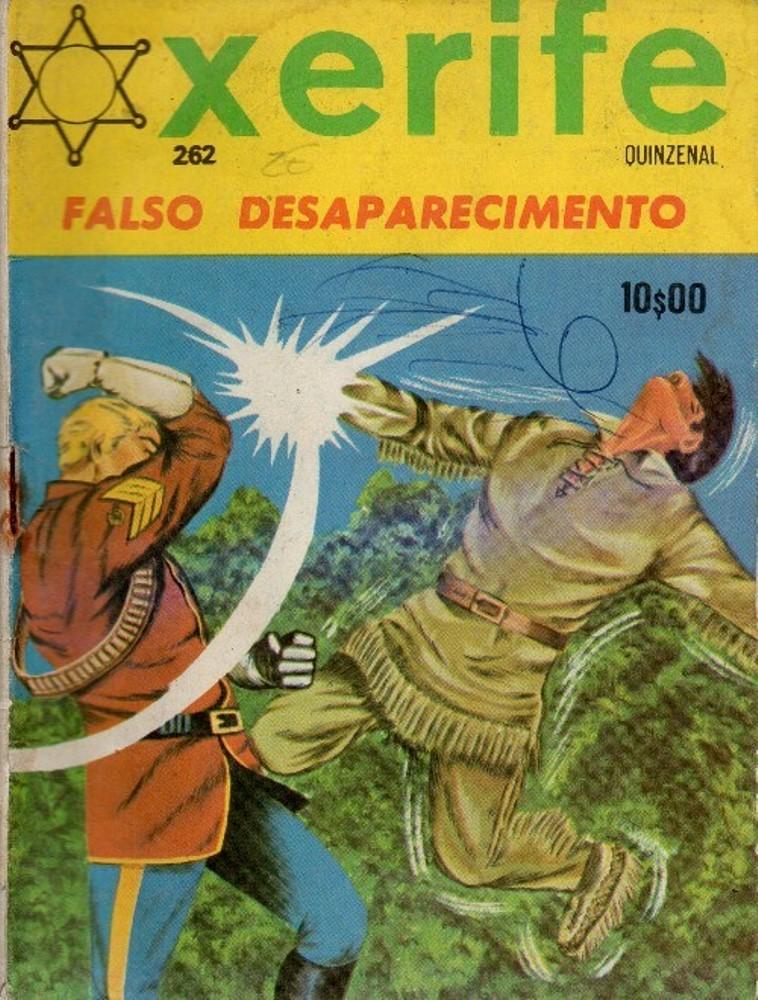 JIM CANADA - 62 . FALSO DESAPARECIMENTO