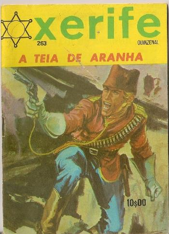 JIM CANADA - 64 . TEIA DE ARANHA (A)