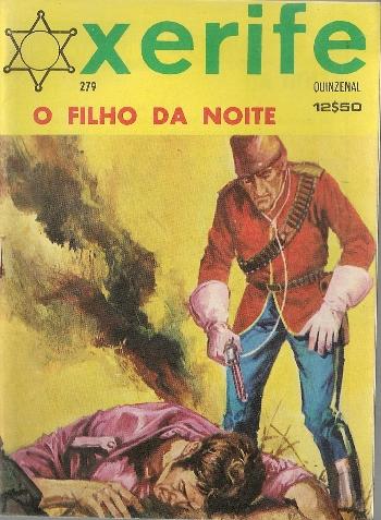 JIM CANADA - 70 . FILHO DA NOITE (O)