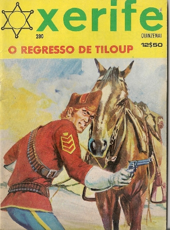 JIM CANADA - 72 . REGRESSO DE TILOUP (O)