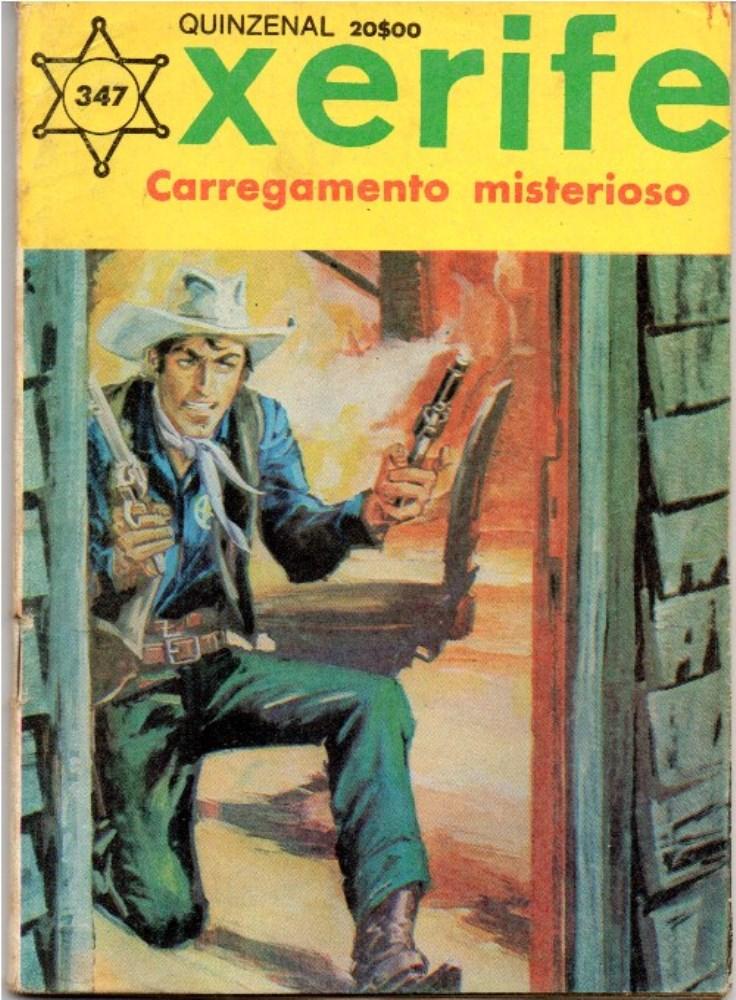 BIG BULL - 14 . CARREGAMENTO MISTERIOSO