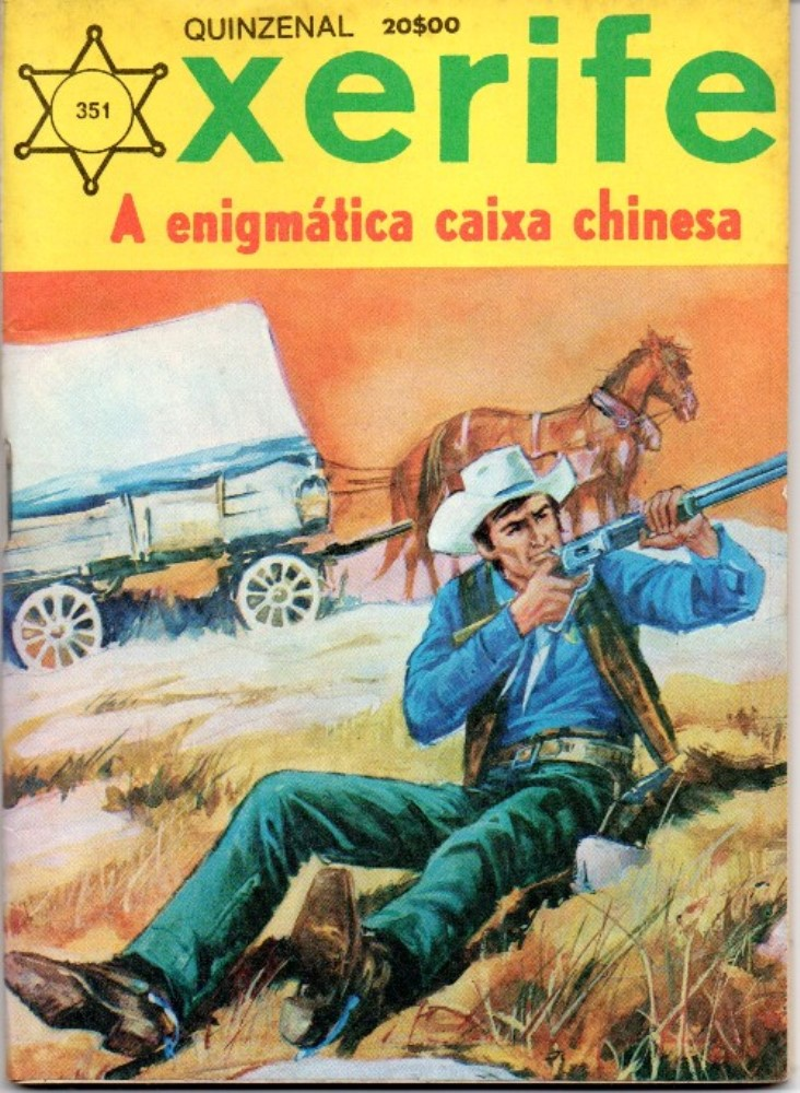 BIG BULL - 16 . ENIGMÁTICA CAIXA CHINESA (A)