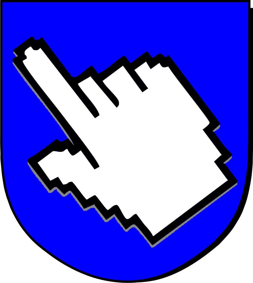 escudo mãozinha