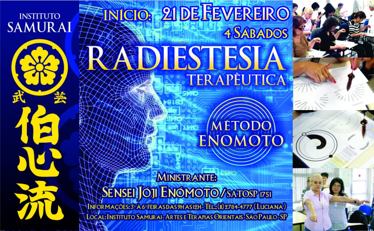 Radiestesia Terapêutica Enomoto