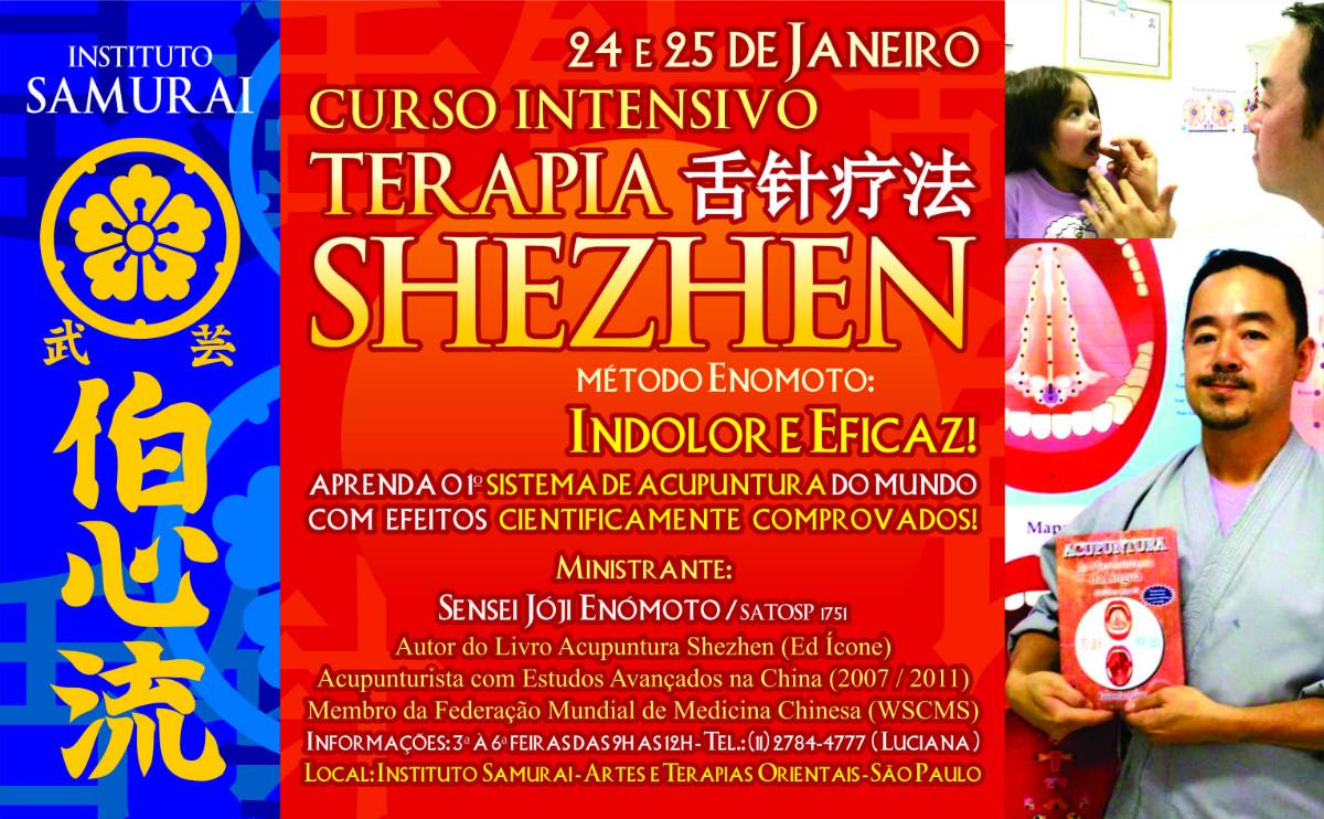 curso intensivo shezhen
