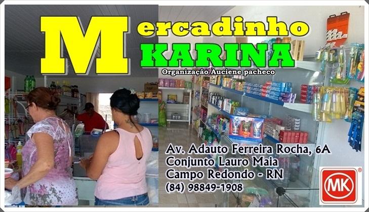 MK - MERCADINHO KARINA