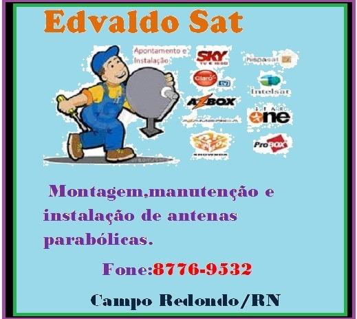 EDVALDO SAT