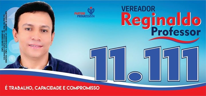 REGINALDO - 11111