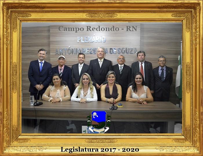 PODER EXECUTIVO E LEGISLATIVO  2017-2020