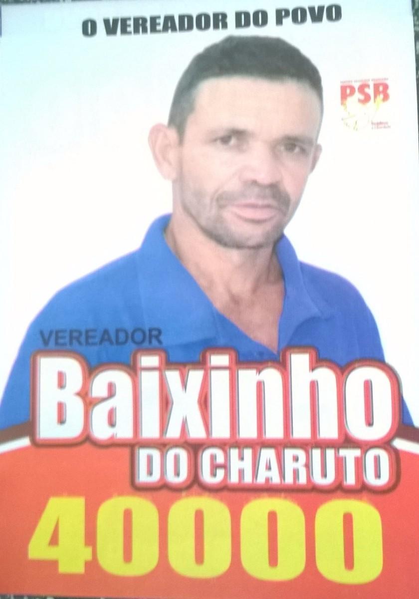 BAIXINHO DO CHARUTO