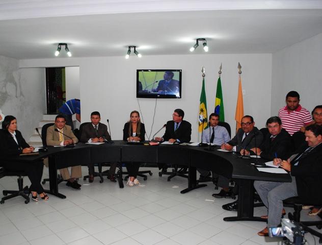 Notícia da Câmara Municipal de Campo Redondo