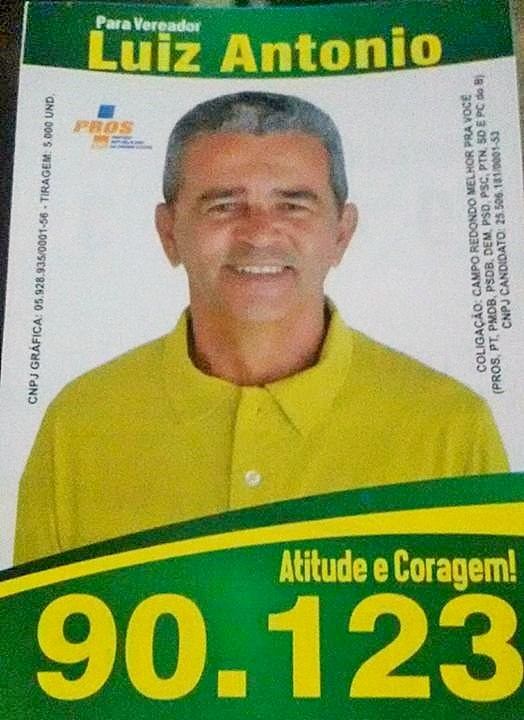 LUIZ ANTONIO - 90123