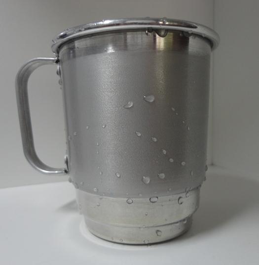 Caneca de Alumínio 500ml