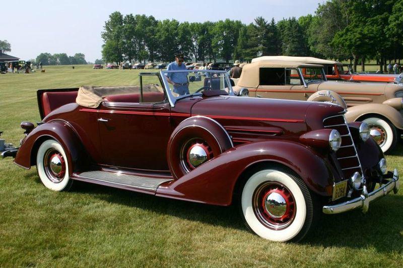 A evolu o do autom vel for 1932 oldsmobile 4 door