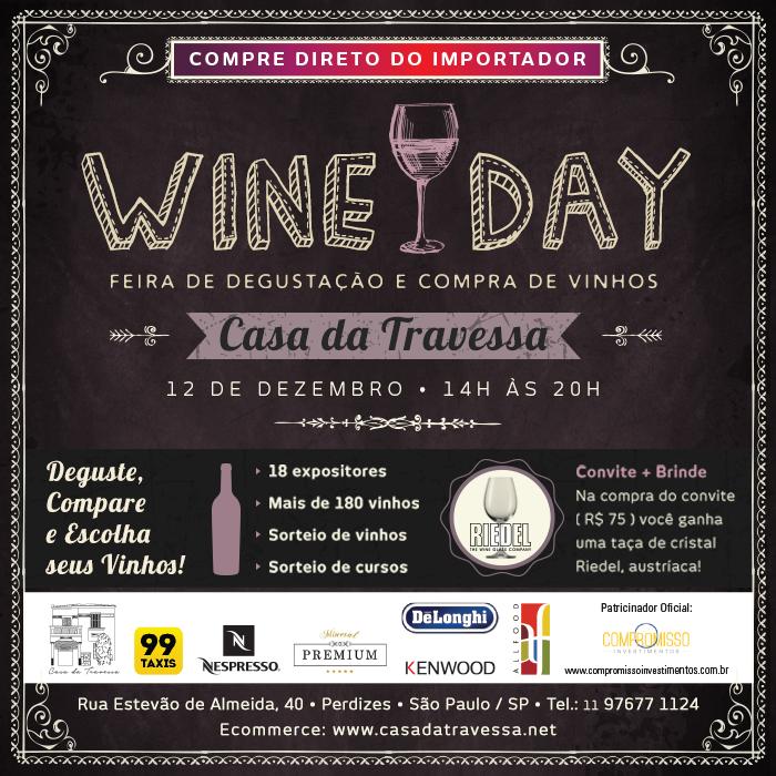 Wine Day de Natal 2015