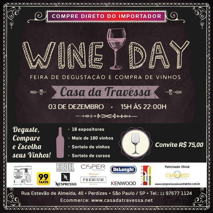 Wine Day de Natal