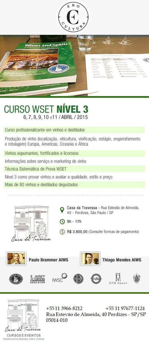 WSET Nível III