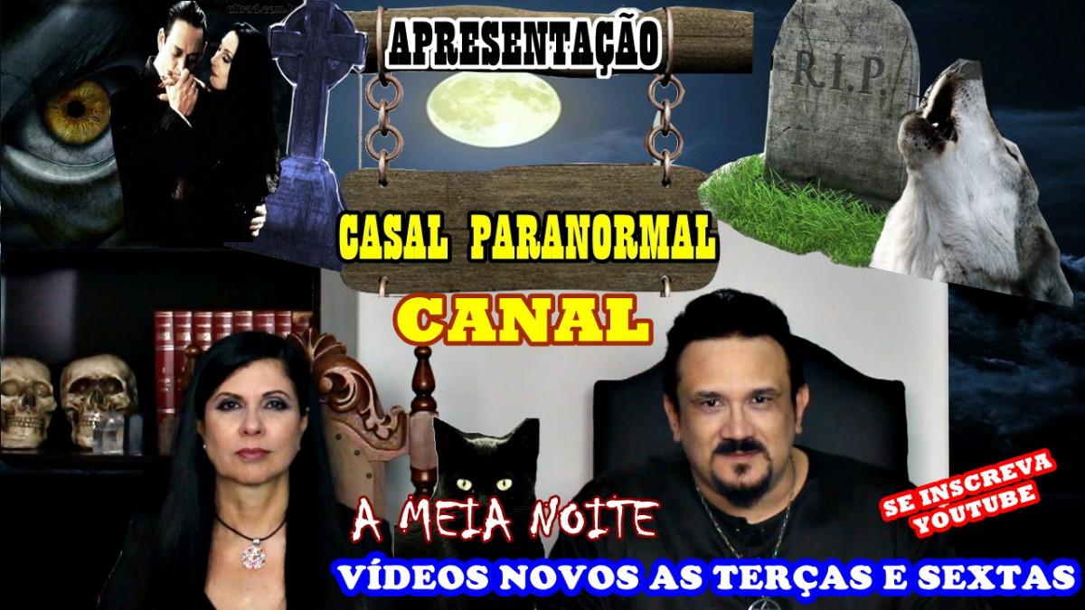 casal paranormal