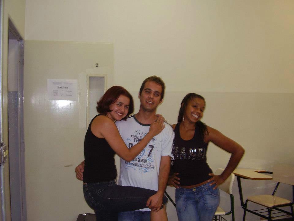 Três Amigos Inesquecíveis