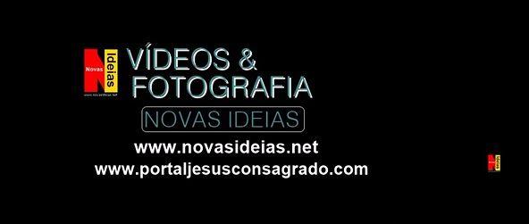 CANAL DO YOUTUBE - NOVAS IDEIAS