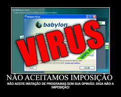 Não ao Babylon Search